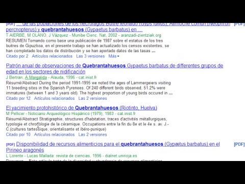 Tutorial | Como usar Google Académico. Buscador de Google