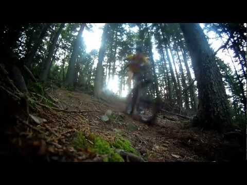 Rockwood Park Mountain Biking - August 20th 2012