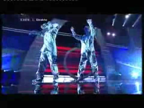 The Ultimative Human Robot Dance (world Best 2009) video