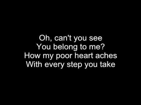 The Police - Every Breath You Take cover with lyrics