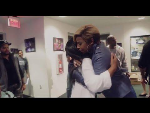 K. Michelle Meets Mary J. Blige