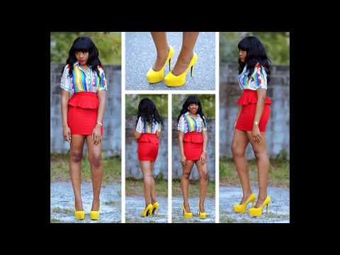 Black girl 21st century style and fashion