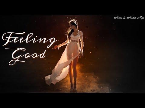 「Nightcore」➼ Avicii  - Feeling Good (ft. Audra Mae) [Lyric] ♬