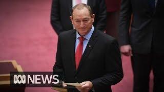 Entire parliament condemns Fraser Anning