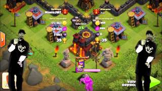 Biggest FAIL ever | Mayor FAIL nunca visto - Clash of Clans - ESPECIAL Mancos En El Clash