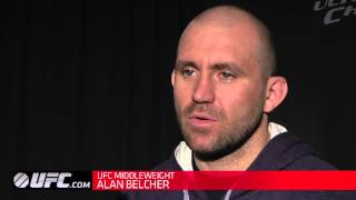 UFC 159: Bisping vs. Belcher Presser Highlight