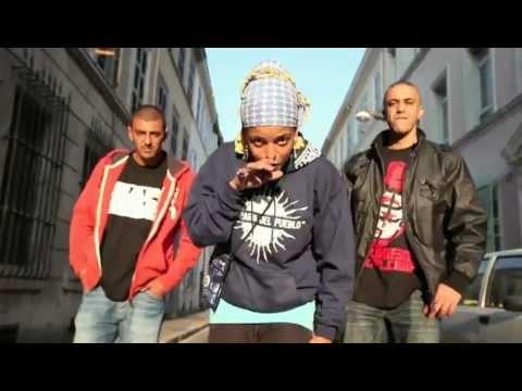 Keny Arkana feat. Kalash L Afro & RPZ - Marseille (Le Clip)