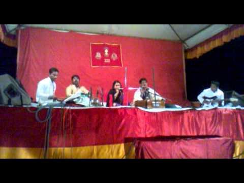 Gam Ka Khajana gazal Sang By Rajani Mundhra  3rd dec hasimara...