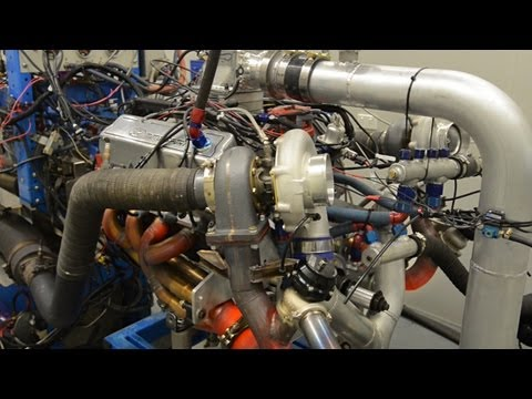 1600+hp Ford Windsor – Dandy Engines