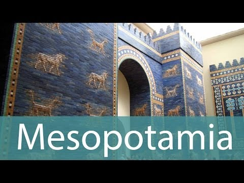 Mesopotamia Art History from Goodbye-Art Academy