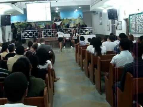 Jogral - Jovens do Minist Adoração e Videira_Quem é Jesus pra voce