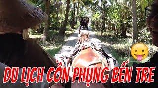 Tham quan khu du lịch Cồn Phụng Bến Tre từ A-Z | Nguyen Tuan Anh TV |