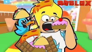 EAT or DIE in Roblox / Gamer Chad Plays