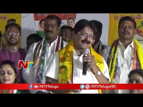 ప్రజాకూటమి అధికారంలోకి వస్తే సీఎం పదవి నాదే - Sarvey Sathyanarayana | NTV