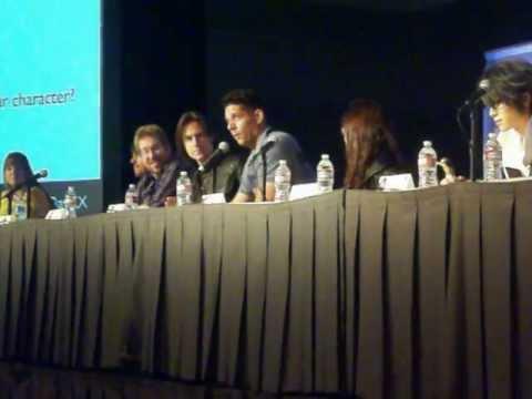 [K] Dub Cast Panel Anime Expo 2013