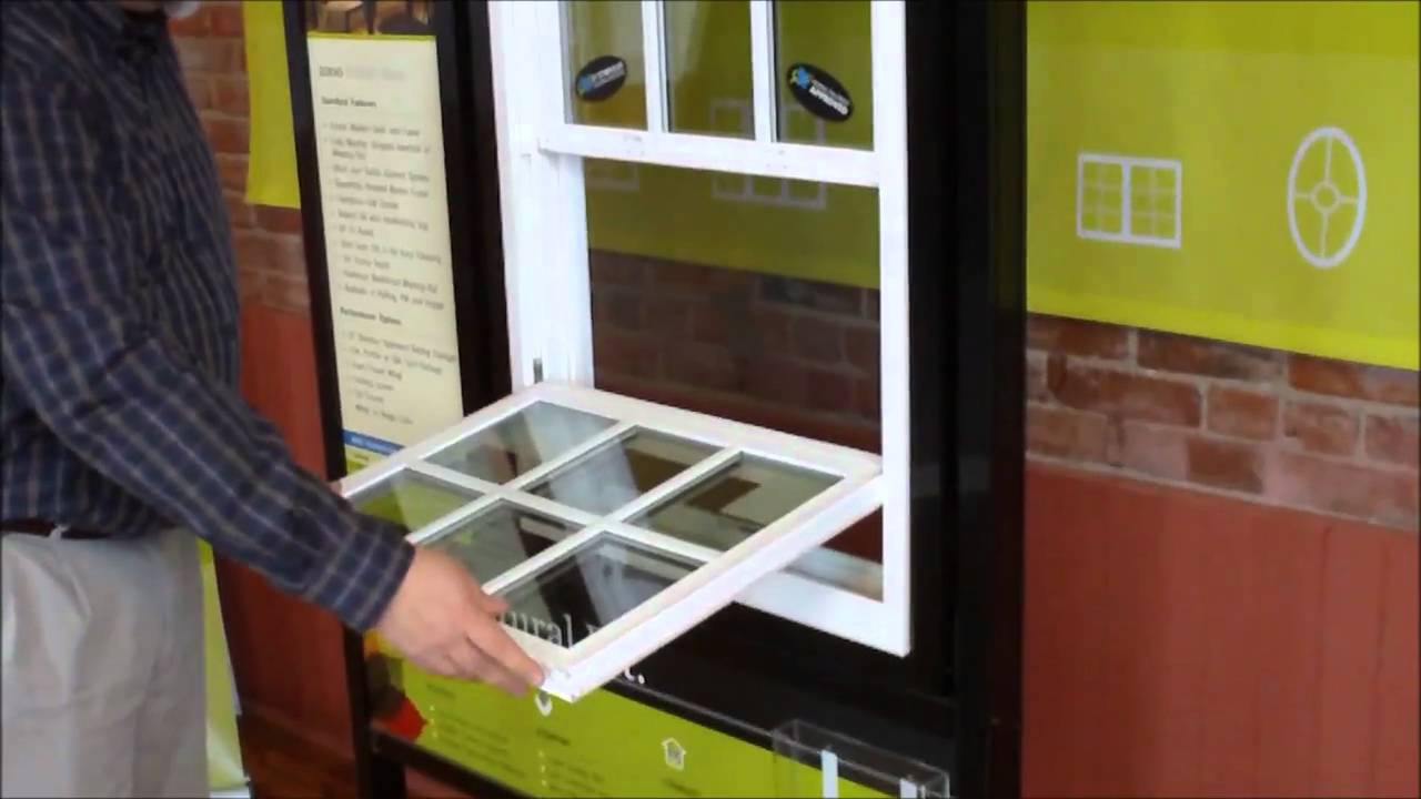 Single Hung Screens : Cleaning smarter window systems double and single hung