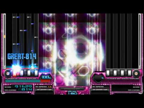 IIDX EMPRESS - Colorful Cookie (A) Autoplay