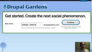 Drupal Gardens