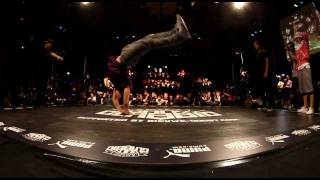 World BBoy Classic 2011 Trailer