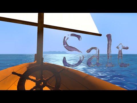 Salt - Sailing , Exploration , Adventure , Pirates & MORE!?