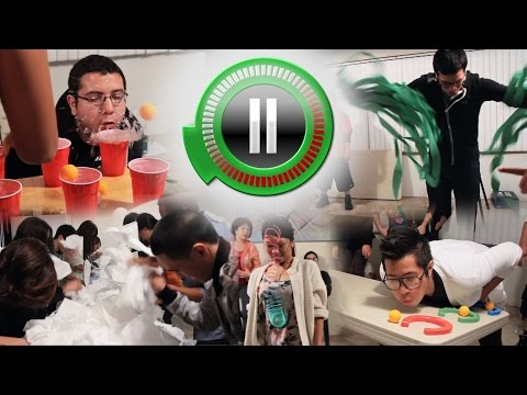 Minute To Win It: The 2nd Annual Winter Games (2011) video