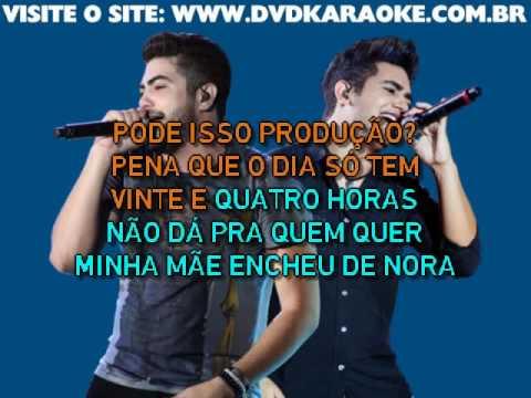 Herinque E Juliano E João Neto & Frederico   Pode Isso Produção