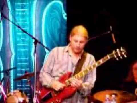 Derek Trucks Slide Solo San Francisco 6-16-07