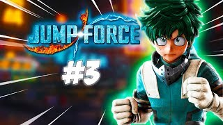 PLUS ULTRA GOD TIER?!?! Jump Force Deku ONLINE + RANKED!!   Jump Force ONLINE CHARACTER Matches!!