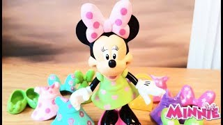 Minnie Mouse Fashion Dress Up Wrong Clothes Fun Toys