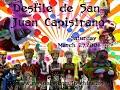Los Chinelos De Morelos En San Juan Capistrano 2008 Video 1