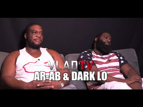 Ar-Ab & Dark Lo: Police Approached Us Over Meek Mill Beef (Video)
