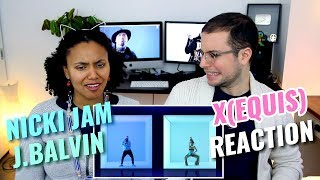 Download Lagu Nicky Jam x J. Balvin - X (EQUIS) | REACTION Gratis STAFABAND
