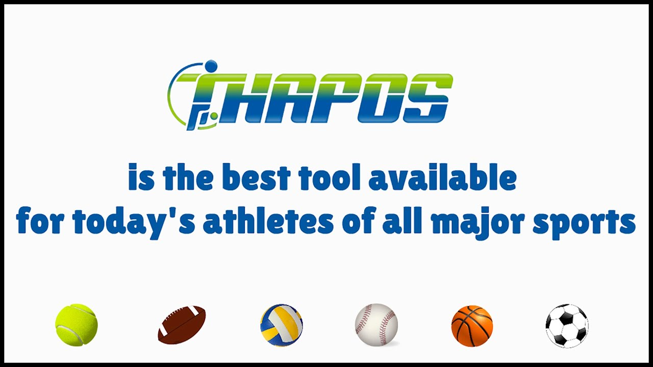 [Best tool available for athletes of all major sports] Video