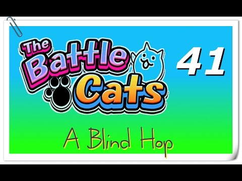 "A Blind Hop - The Battle Cats - Part 41 (""Sailing the Sea of Tuna"")"