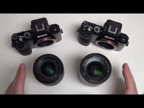Sony SEL2470Z vs SEL2870