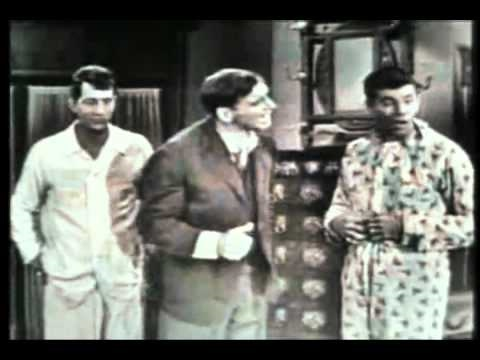 Dean Martin & Jerry Lewis -Lola Skit -