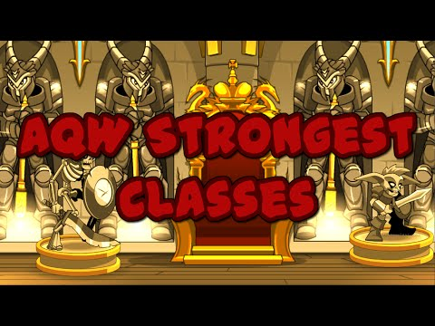 AQW Strongest Class