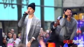 """Justin Bieber - """"Sorry""""  Live on The Today Show"""