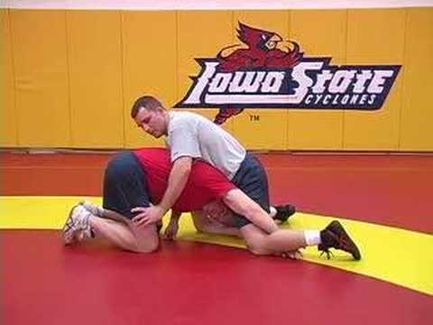 Cael Sanderson Wrestling Technique Image 1