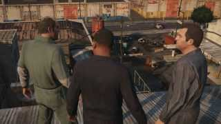 GTA 5 Gameplay Official Trailer Grand Theft Auto V Gameplay 2013 Trailer HD
