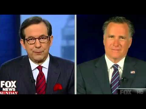 """[FULL INTERVIEW] Mitt Romney Interviwed by Chris Wallace On """"Fox News Sunday"""" (3/6/2016)"""