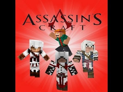 Minecraft 1.5.2 - Como instalar el Assassins Craft MOD