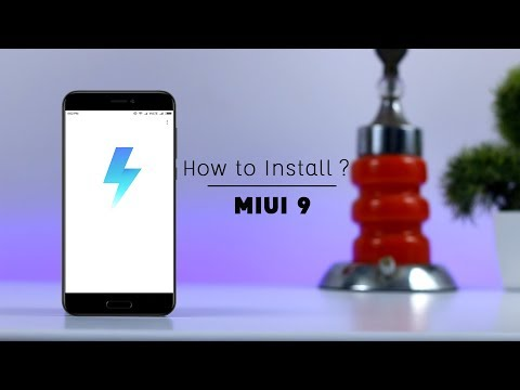 MIUI 9 - How to Install ? |Global Official Rom|