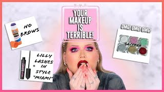 Instagram Filters CHOOSE MY MAKEUP! | NikkieTutorials