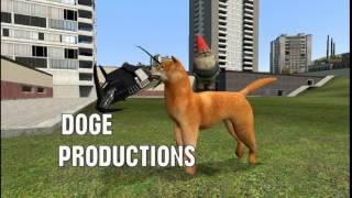 Sit Doge, Sit ok good dog (Ubu Productions/Garry's Mod parody)