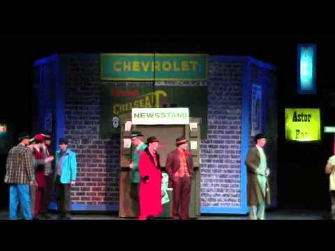 Guys and Dolls Marcus Whitman High School