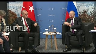 [REFEED] Putin and Erdogan meet in Buenos Aires: protocol - part2