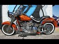 2006 Special Construction Harley Davidson Fatboy ... Lots of Extras!