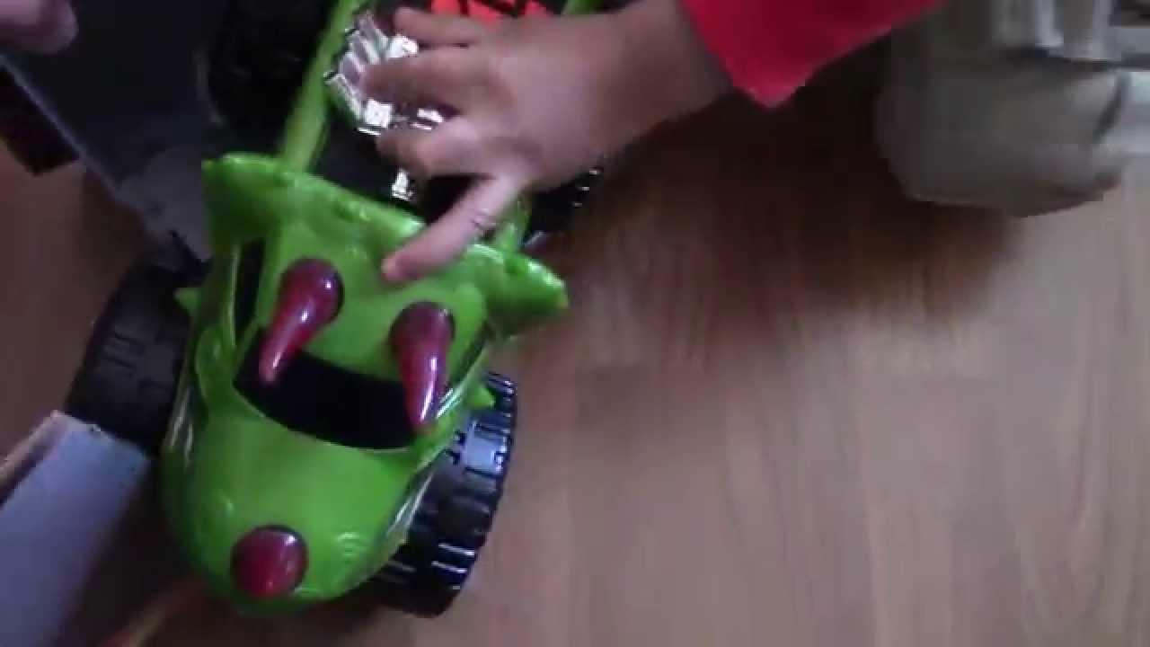 Road Rippers Dinosaur Monster