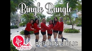 [ KPOP IN PUBLIC MÉXICO ] AOA - Bingle Bangle(빙글뱅글) Dance Cover